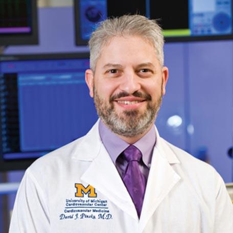 David J Pinsky M D A Alfred Taubman Medical Research