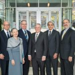 Tenth anniversary symposium and 2017 Taubman Prize ceremony for the A. Alfred Taubman Medical Research Institute at the A. Alfred Taubman Biomedical Science Research Building in Ann Arbor, MI.